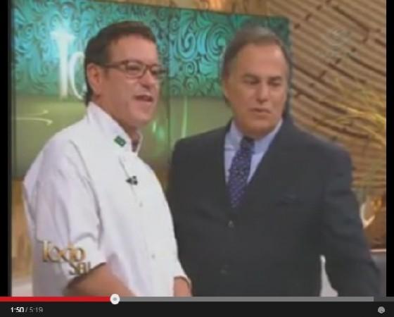 FERNANDO CARNEIRO NA TV