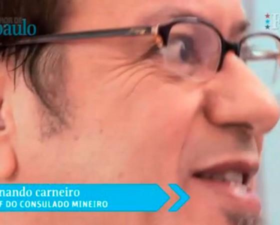 História do Chef Fernando Carneiro e receita de torresmo