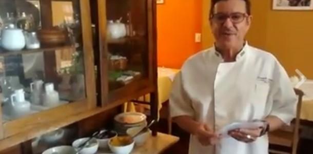 Diariamente, o Chef Fernando Carneiro prepara as mais saborosas e tradicionais sobremesas mineiras